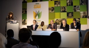 BirdLife International auf der COP21.