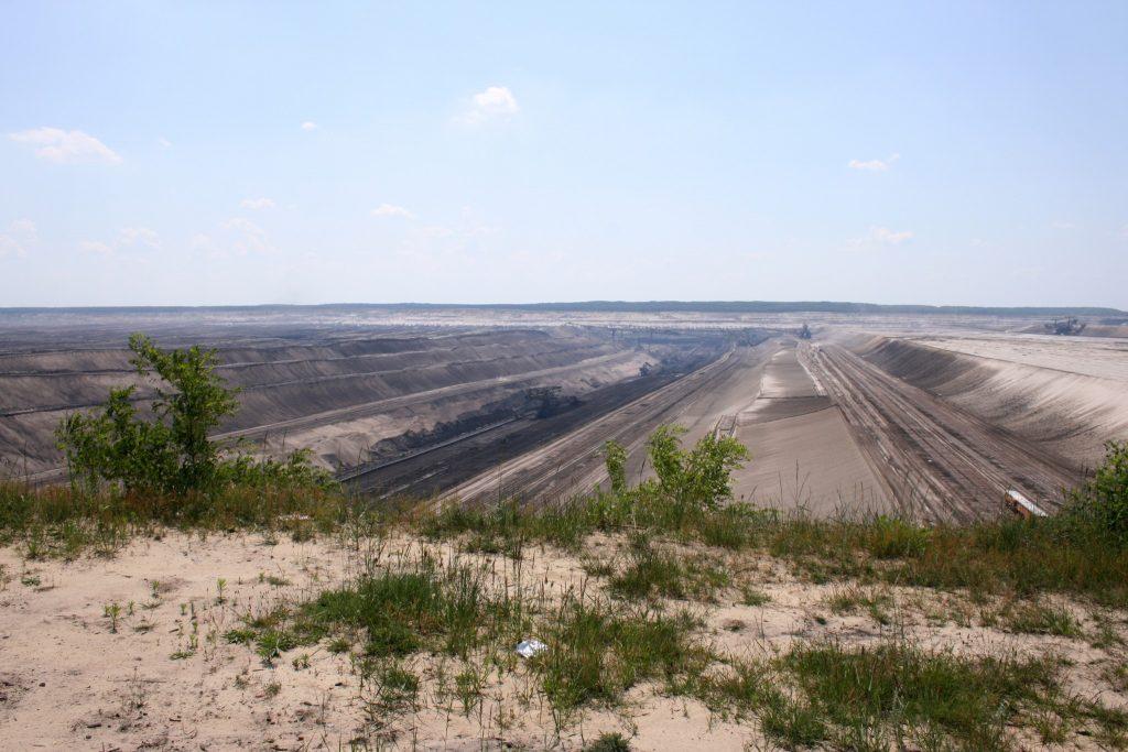 Kohleabbau, die bisherige Basis unserer Energieversorgung. Foto: NABU/E.Neuling