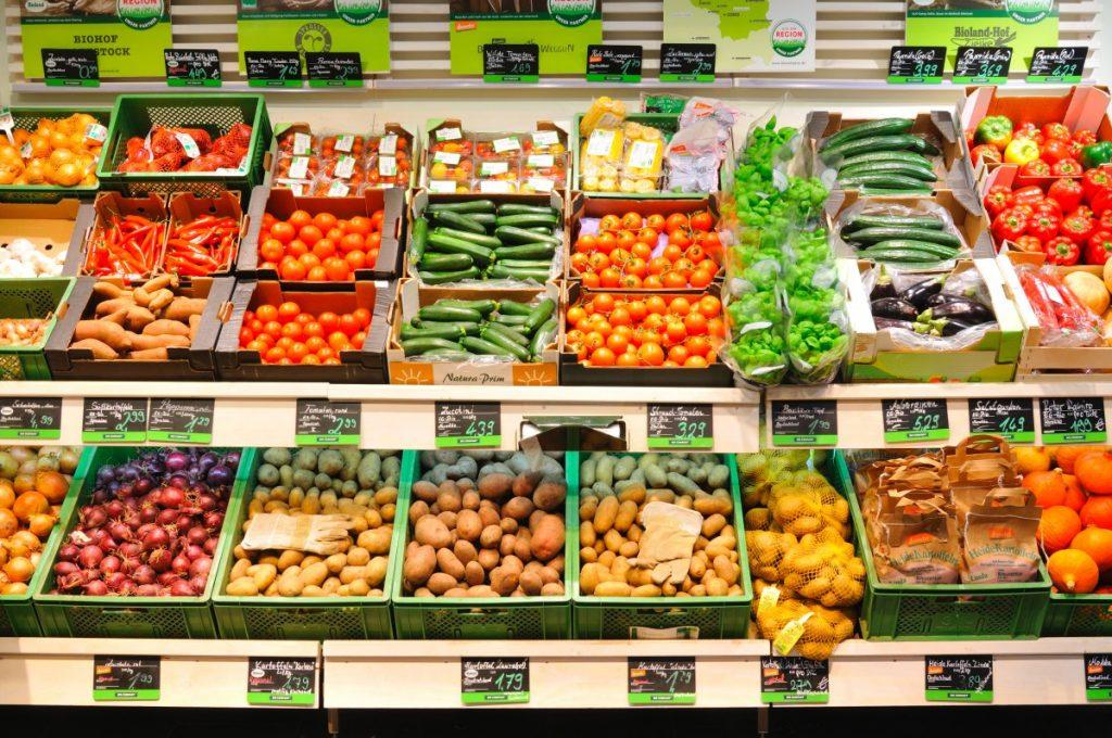 Tomaten sind nur während der Saison wirklich klimafreundlich. Foto: Sebastian Hennigs