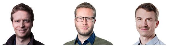 Lars Lachmann, Eric Neuling und Marius Adrion - Fotografen: Scholl, Sevens und Maltry
