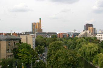 Urbanes Grün - keine Selbstverständlichkeit. Foto: Eric Neuling