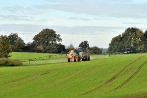 Intensive Landwirtschaft. Foto: A.Müller