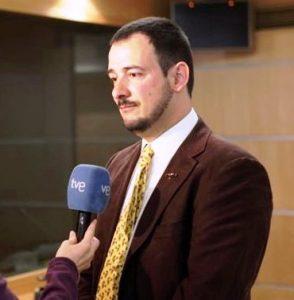 Juan-Carlos Atienza, Naturschutzdirektor bei SEO/BirdLife in Spanien. Foto