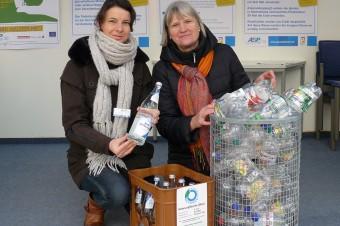 Abfallvermeidung der ASP Paderborn - Foto: Karin Schiermeier