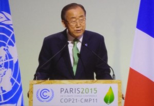 Ban Ki-moon, Generalsekretär der Vereinten Nationen