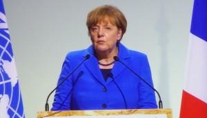Angela Merkel, Bundeskanzlerin der Bundesrepublik Deutschland