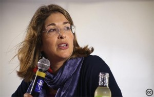 Naomi Klein. Creative Commons: Peoples' Social Forum, 2014.