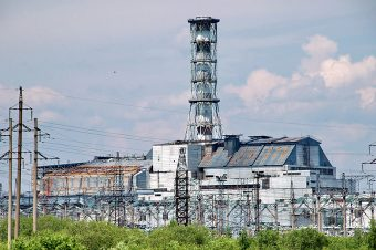 Atomkraftwerk Tschernobyl - Foto: Denis Avetisyan/Fotolia
