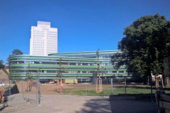 Der Bau neuer Gebäude verbraucht immense Ressourcen - Foto: NABU/D. Püschel