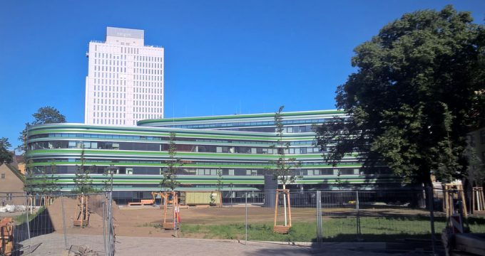 Gebäudebau – Foto: NABU/D. Püschel