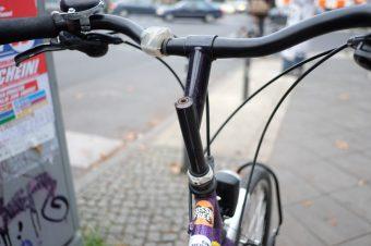 Rad fahren völlig ohne Emissionen. Foto: Sebastian Scholz