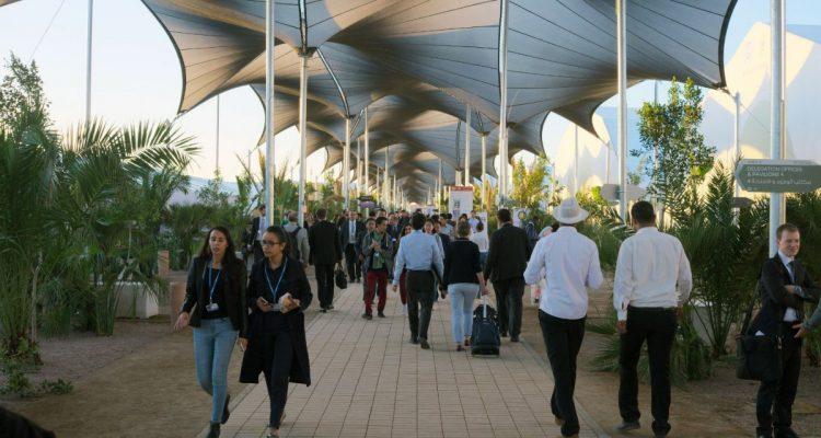 #COP22 – Klimaschutzplankonferenz