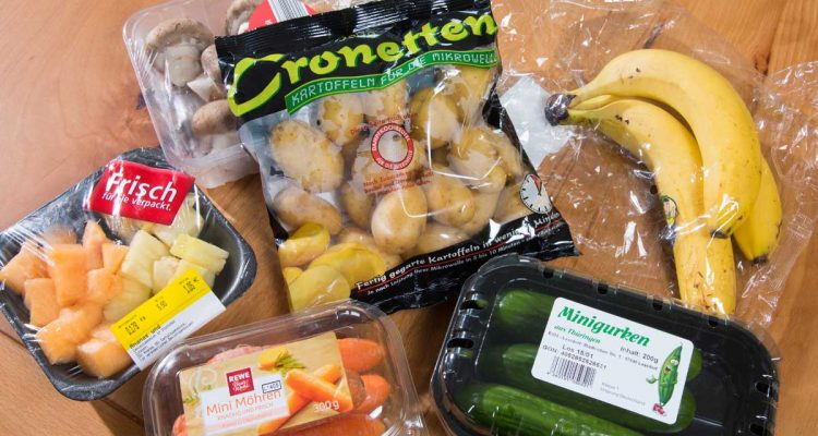 Verpackungswahnsinn und Plastikrecycling