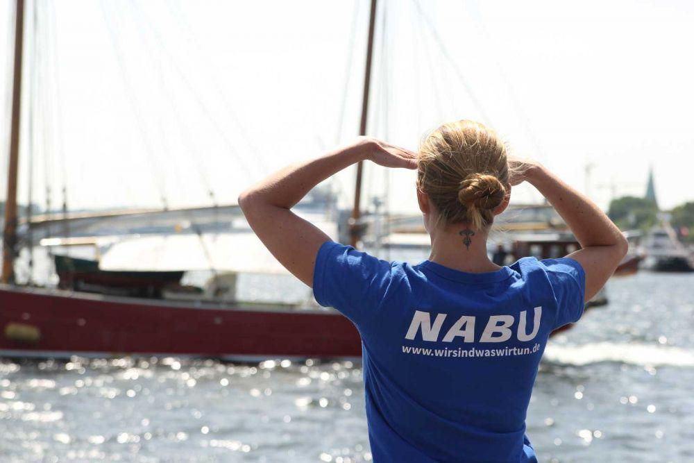 Die große Segeltour für den Schutz von Nord- und Ostsee - vom 15. - 25. August