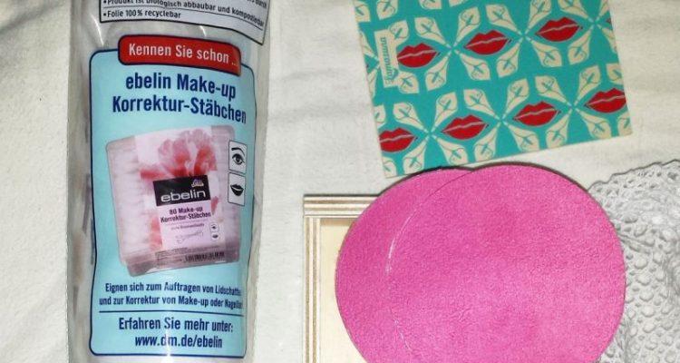 Waschbare Makeup-Pads