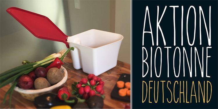 Kein Plastik in die Biotonne: NABU unterstützt die Aktion Biotonne Deutschland