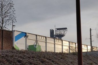 In unmittelbarer Nachbarschaft einer ehemaligen Kohlemine findet die Weltklimakonferenz COP24 statt.