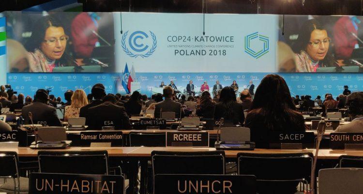 Halbzeit auf der Weltklimakonferenz in Polen