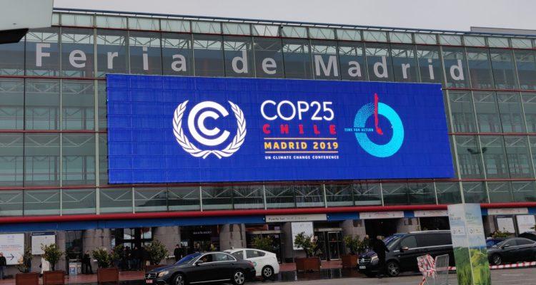 Ich fliege zur Klimakonferenz – leider