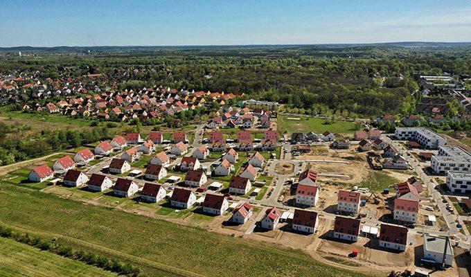 NABU fordert: Flächenschutz statt Flächenfraß!