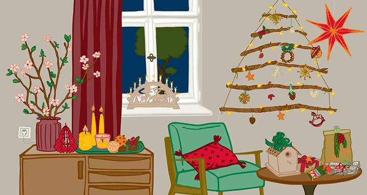 Weniger ist mehr – Weihnachten ohne Konsumstress