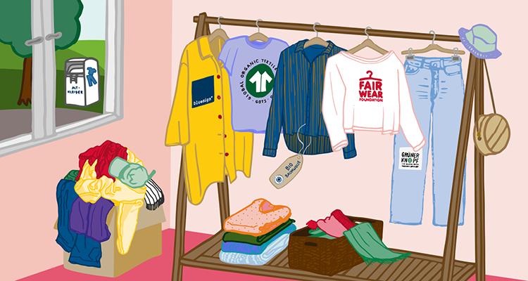Stoff zum Nachdenken: Was unsere Kleidung mit der Umwelt macht