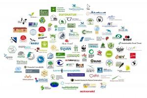 Die mitzeichnenden NGOs.