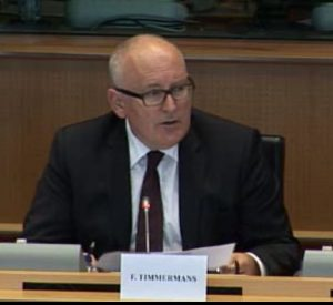 Timmermans screenshot