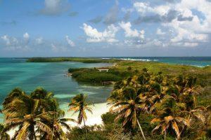 Die Karibik-Insel Contoy, ein striktes mexikanisches Vogelschutzgebiet. Foto: K.Kreiser
