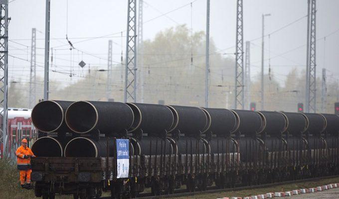 Stoppt Nord Stream 2: Für Klima und Naturschutz!