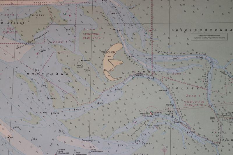 Vogelinsel Trischen Perle Im Nationalpark Das Tagebuch Des